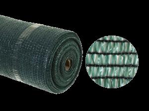 Фасадная затеняющая сетка 1,5м х 10 м, 80 гр/м2